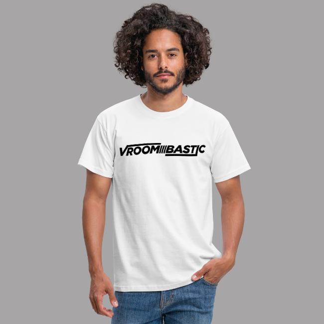 Camiseta con el logotipo de VroomBastic