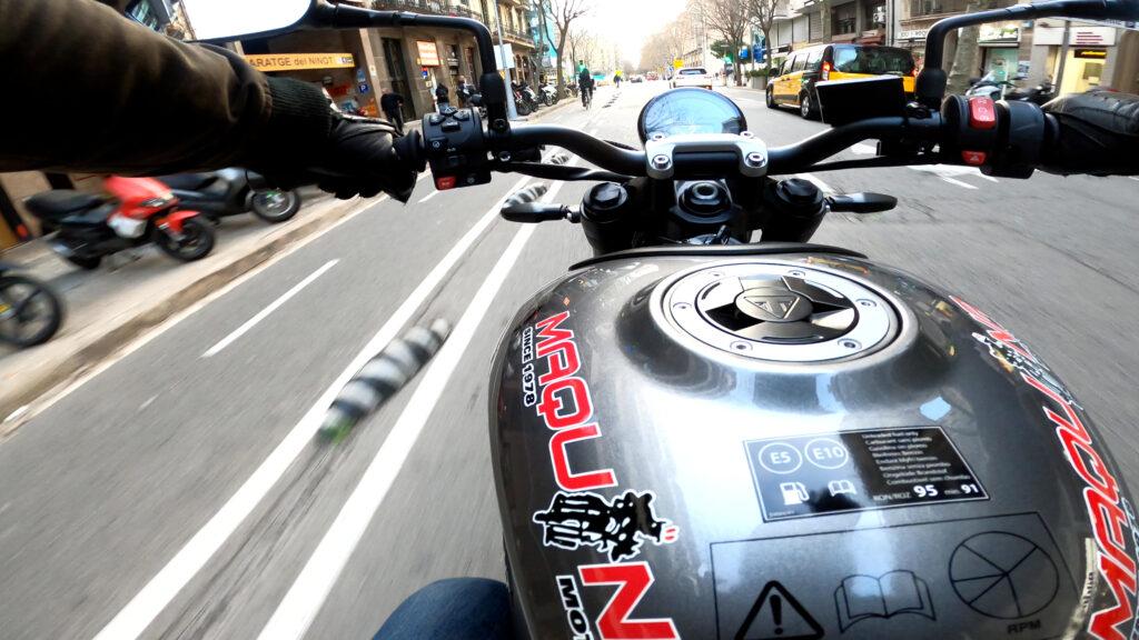 Prueba con la Triumph Trident 660. Una moto para todo tipo de motociclista