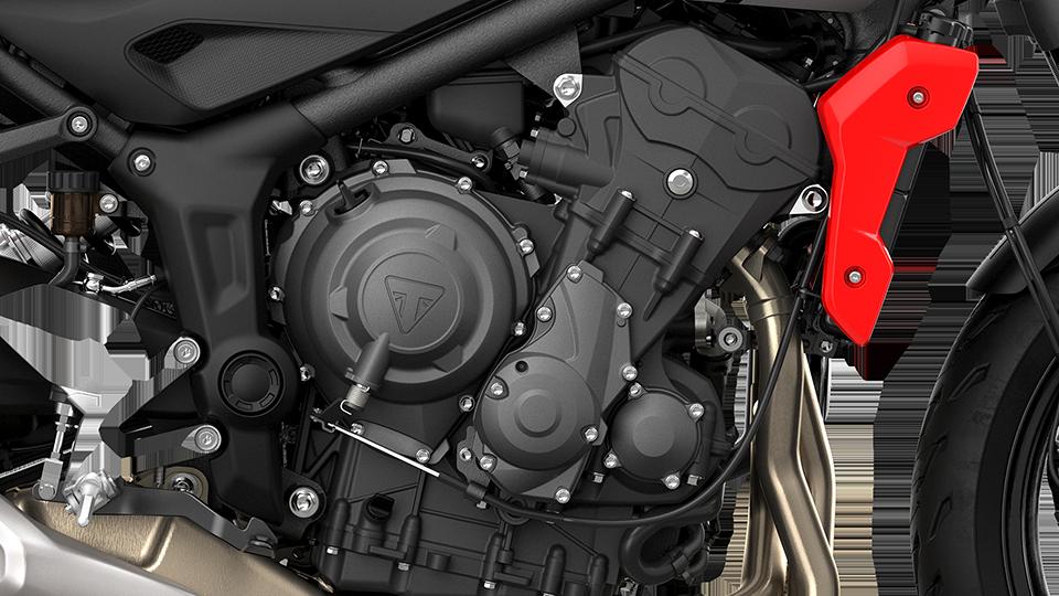 Con un motor de 3 cilindros bajo su poder, y considerando que la Triumph Trident 660 tiene un precio de entrada de unos 8000 euros, es una opción increíble para aquel que está iniciando en el mundo de las motos, o para el que tiene 20 años o más en el.